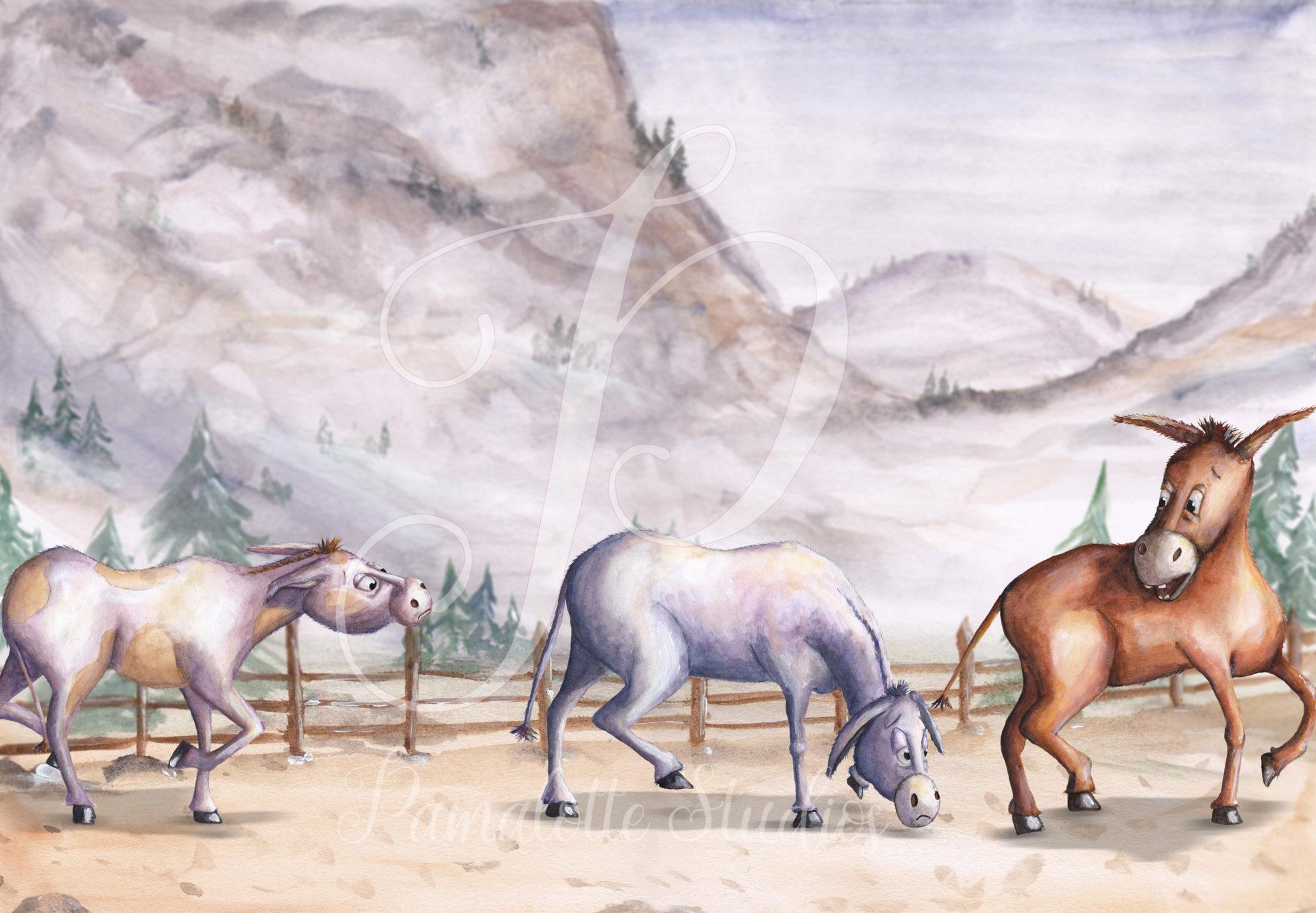 6 - Donkey Adventure