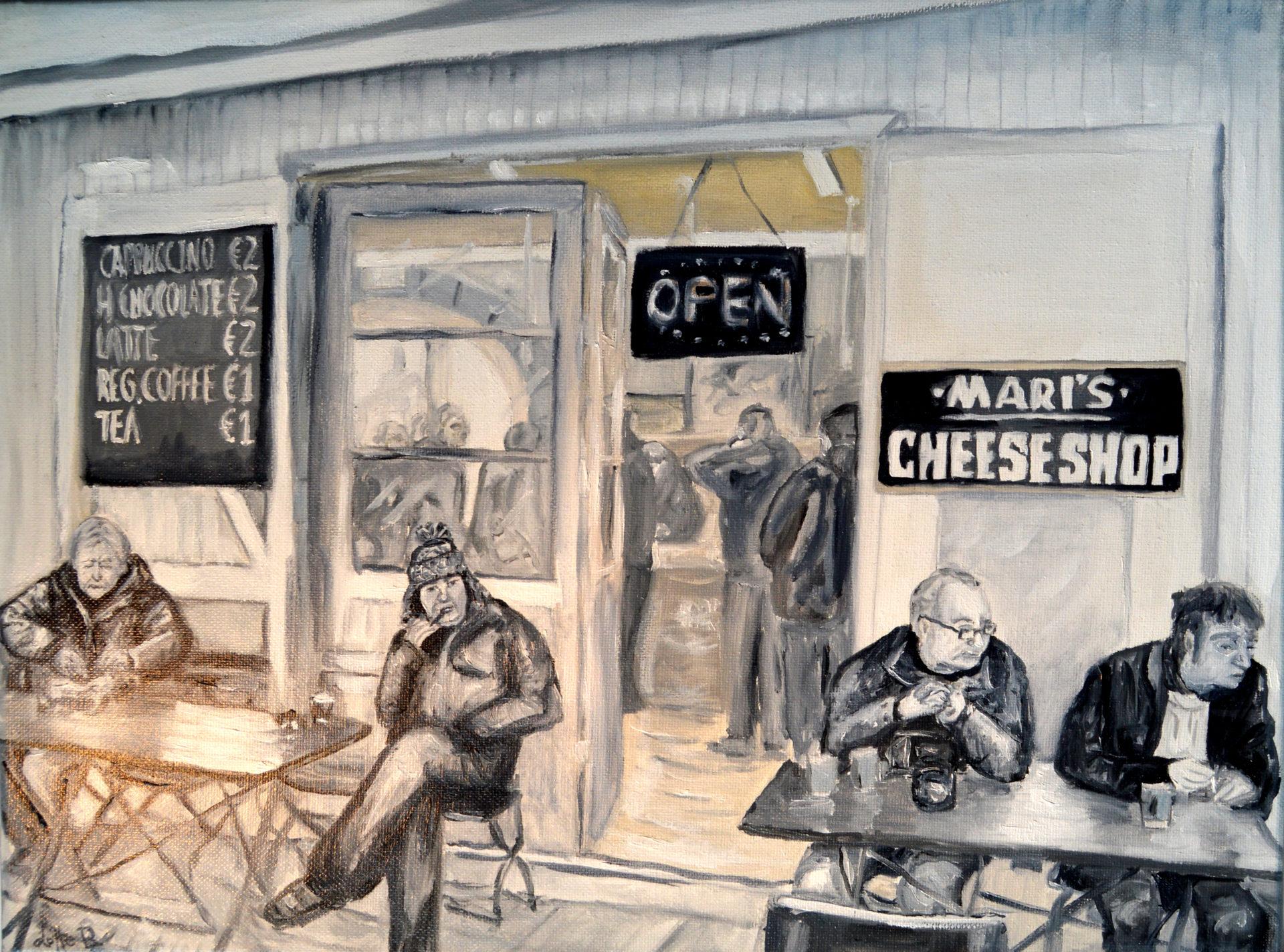 Mari's Cheese Shop