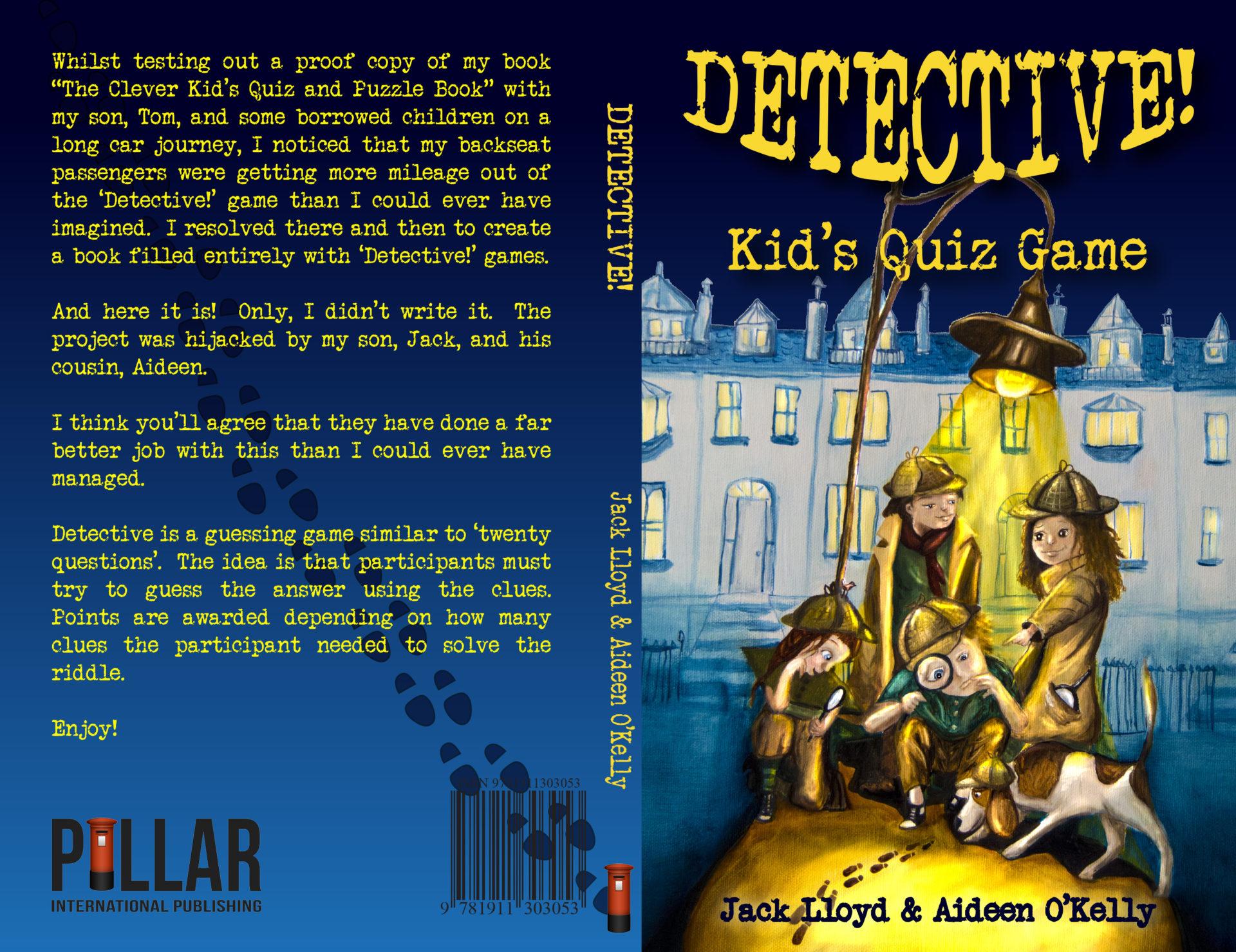 Detective Quiz