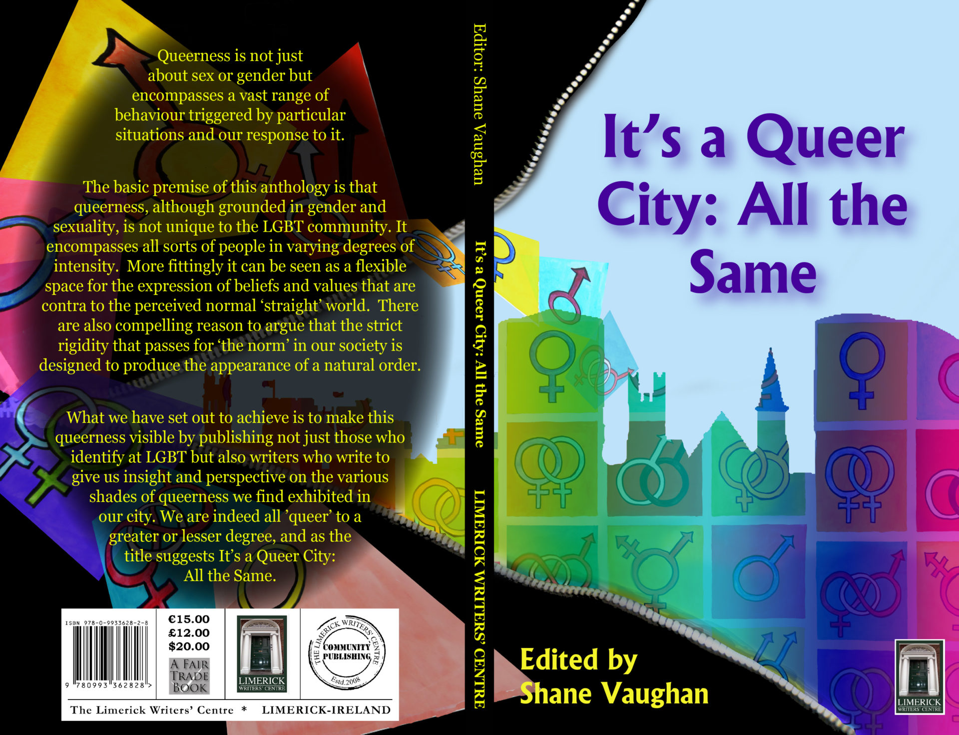 It's a Queer City: All the Same
