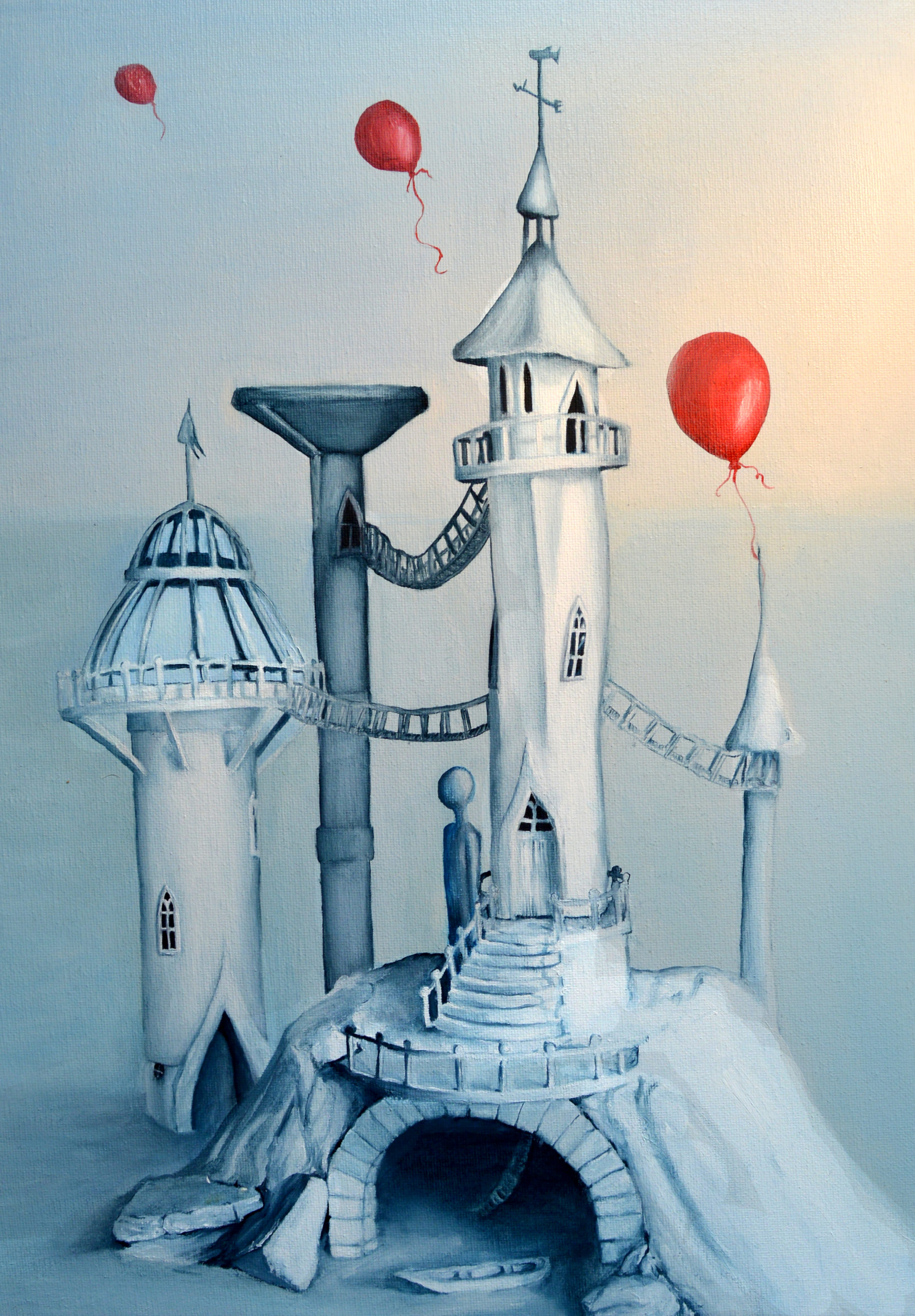 Fantasy Towers